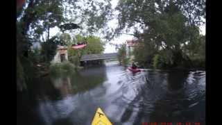 kayak canoe bungay 17 08 13