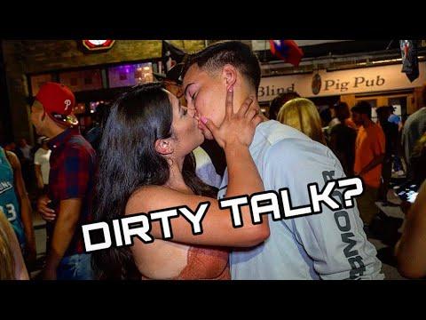 Girls Love Dirty Talk