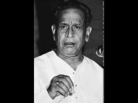 Bhimsen Joshi sings Kannada Bhajan Hari Bhajane Mado Nirantara