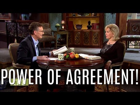 The Power Of Agreement In Prayer The Prosperous Life Youtube