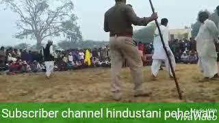 #नासिर पहलवान और जोगिंदर पहलवान रोहतक के बीच दंगल