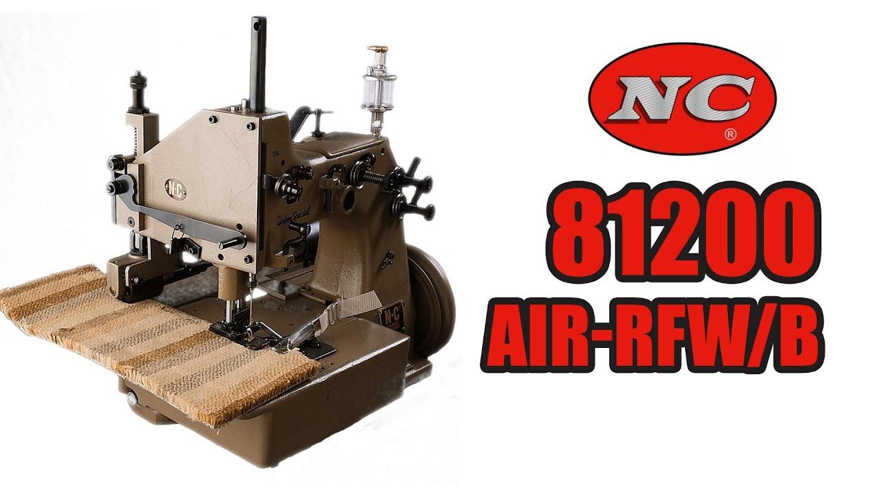 Carpet Serger For Aircraft Interiors Nc 81200air Usa Made