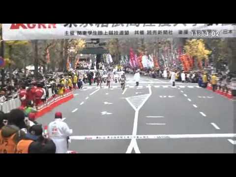 Natsuki Terada ; Marathon leader takes the wrong turn to lose race