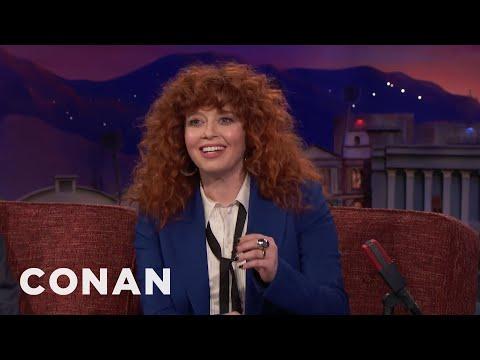 Natasha Lyonne Finds Exercise Highly Humiliating   CONAN on TBS