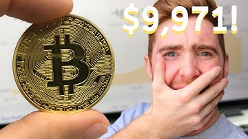 I Just Invested $5,000 into Bitcoin in 2020!
