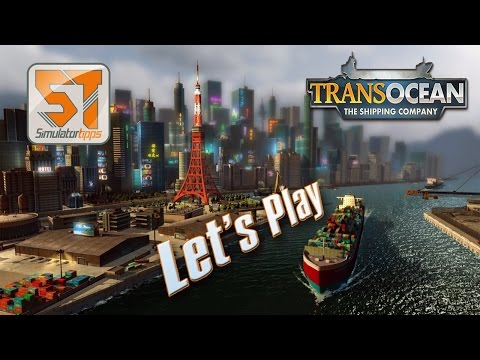 Lets Play - TransOcean The Shipping Company #01 |