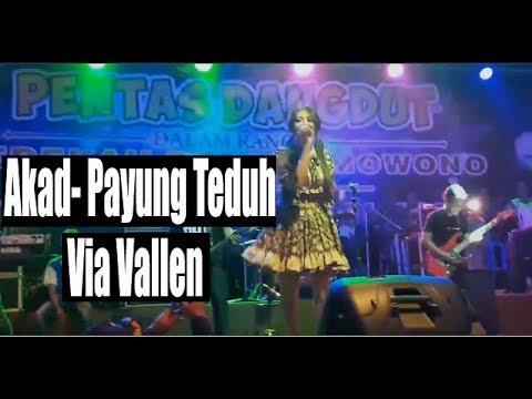 Akad - Payung Teduh - Via Vallen  | Sera Live HD Dangdut Koplo Terbaru 2017