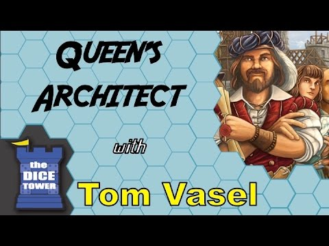 Queen's Architect Review - with Tom Vasel