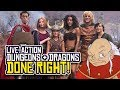 Dungeons & Dragons Animated Series in LIVE-ACTION!