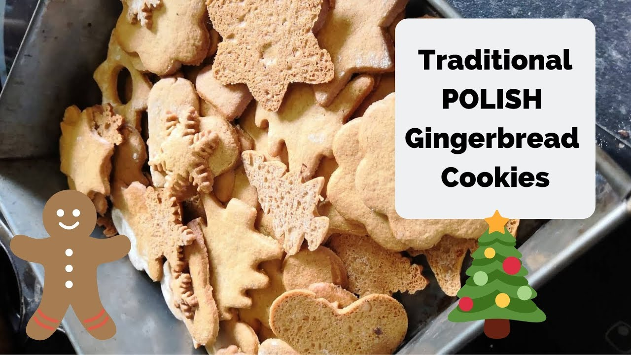 How To Make Perfect Gingerbread Cookies Polish Recipe Christmas 2