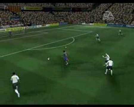 FIFA 08 Top 10 Goals By Ishak