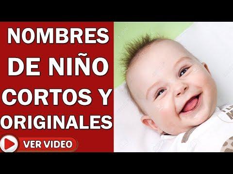 Nombre De Niño: Los 27 Mejores Nombres De Niño Cortos Y Originales Para Tu Bebe PARTE 1