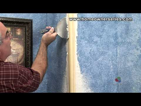 Installing Round Corner Bead - Drywall Repair - Part 1 of 3