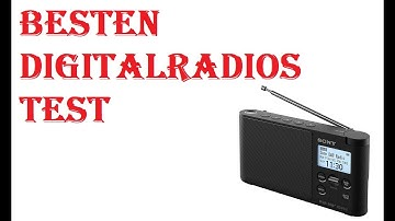 Die Besten Digitalradios Test 2020
