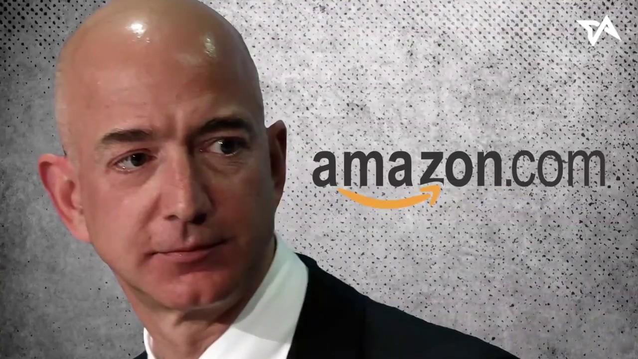 Jeff Bezos Before He Was A Billionaire Youtube