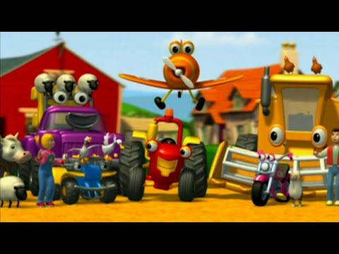Tracteur tom g n rique youtube - Tracteur tom tracteur tom ...