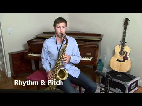 Elements of Music: Rhythm & Pitch