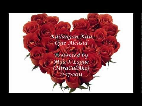 Ogie Alcasid - Kailangan Kita (with lyrics)