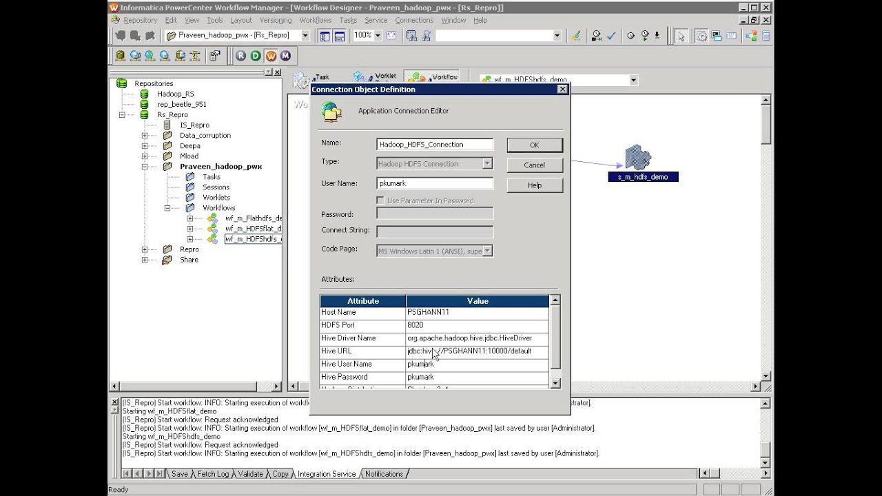 Introduction to PowerExchange for Hadoop Distrubuted File System ...