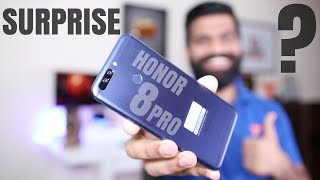 Honor 8 Pro Unboxing and Hands on - The Gentle Giant ??