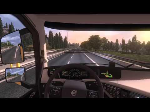 Euro Truck Simulator 2: Liege (B) to Milano (I)(Boilers (27t))