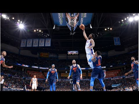 Best 20 Dunks From Week 15 of the NBA Season (Russell Westbrook, Embiid, Giannis and More!)