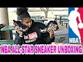2019 NBA ALL-STAR PICKUP/UNBOXING (#1): WOMENS NIKE FLORAL FOAMPOSITE !!! 🌸
