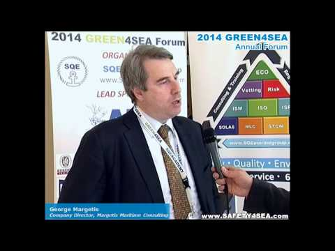2014 GREEN4SEA Interview - George Margetis