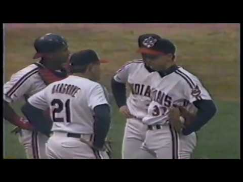 Boston Red Sox at Cleveland Indians 1992 04 11  19 innings game from This Week In Baseball