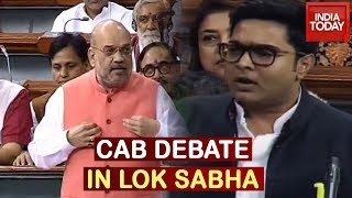 """Gambar cover """"Can't Demonetize The Citizens Of The Country"""":  TMC MP Abhishek Banerjee Opposes CAB"""