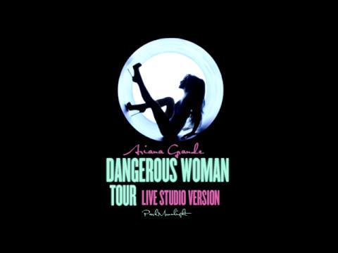 Ariana Grande - Focus [Dangerous Woman Tour] (Live Studio Version)