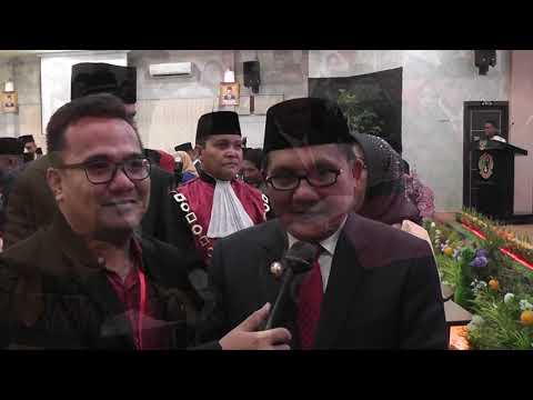 Pelantikan Anggota DPRD Kota Gorontalo Periode 2019-2024