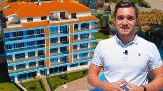 Недвижимость в Турции СКИДКА 3000 евро! Квартира в Алании, Турция