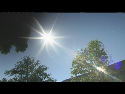Cooling centers and ways to avoid heat exhaustion in oppressive heat