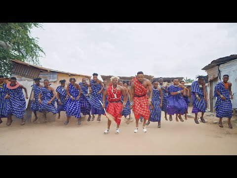 Rayvanny Ft Diamond Platnumz - Amaboko (Official Music Video)