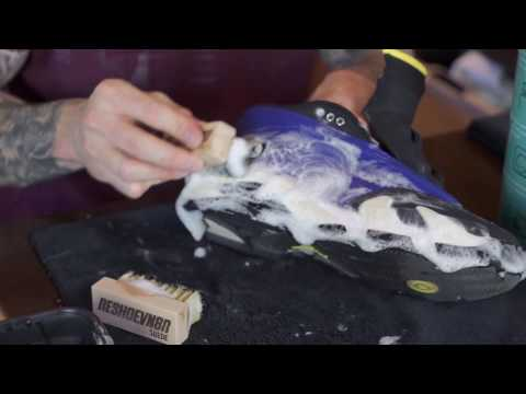 The Ultimate Sneaker Cleaner - Cleaning Jordan Laney 14s & Flyknits