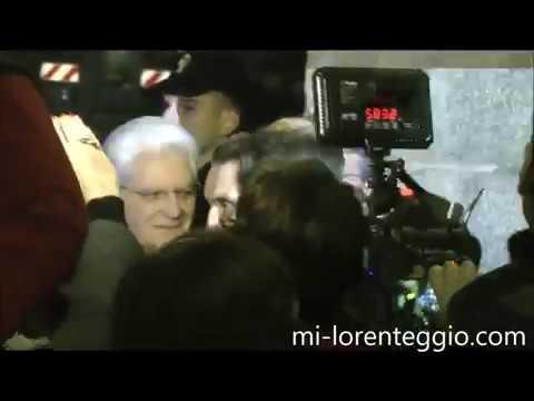 LA PRIMA DEL TEATRO ALLA SCALA: LA PROTESTA E L'ARRIVO DEI VIP