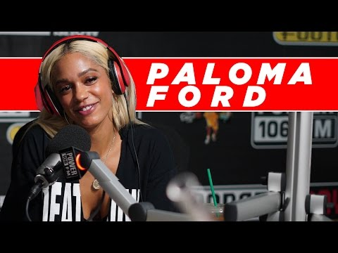 Paloma Ford Speaks On Her New EP