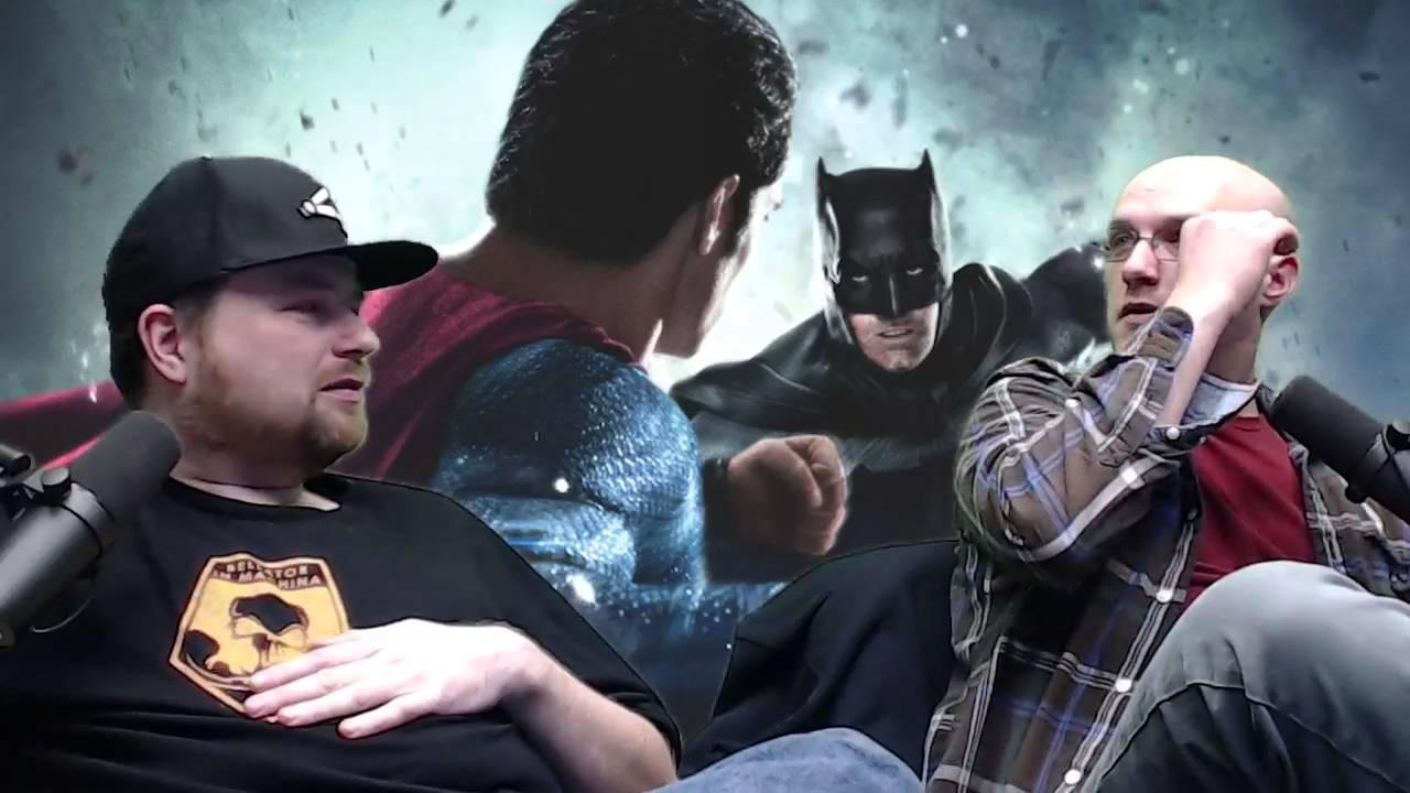 Batman V Superman Discussion (SPOILERS) - YouTube