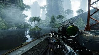 Incredible Mission from Awesome FPS Game on PC Crysis 3