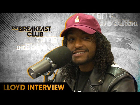 Lloyd Talks Being An Independent Musician, New Music With Lil Wayne, Rick Ross, 2 Chainz
