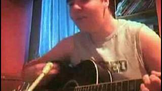 Sean Kingston - Beautiful girls (acoustic guitar cover)