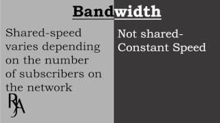 Difference between Broadband And DSL