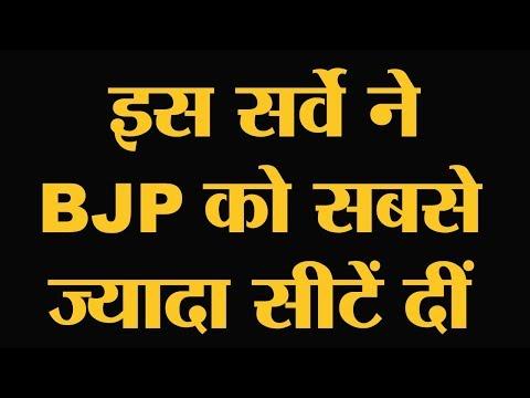 BJP को सबसे ज्यादा सीटें दे रहा India Today Axis My India Exit Poll किसको कितनी सीटें कहां दे रहा है