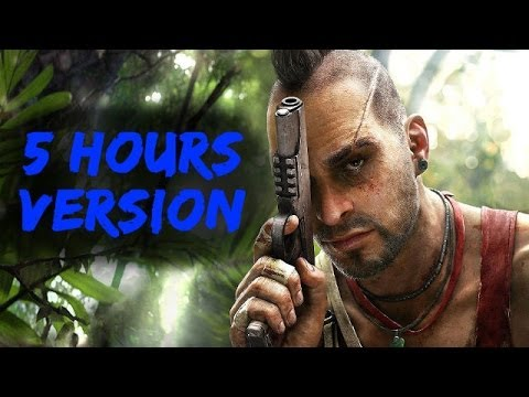 Far Cry 3 - Brian Tyler - I'm Sorry / Main Theme / Vaas Fight Song [HQ][320kbps] - 5 hours version