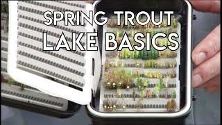 Spring Trout Fishing Basics | Lake Fishing How To