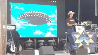 "Interplanetary Festival  2019 – Performance  ""TONE RANGER""  Clip 1"