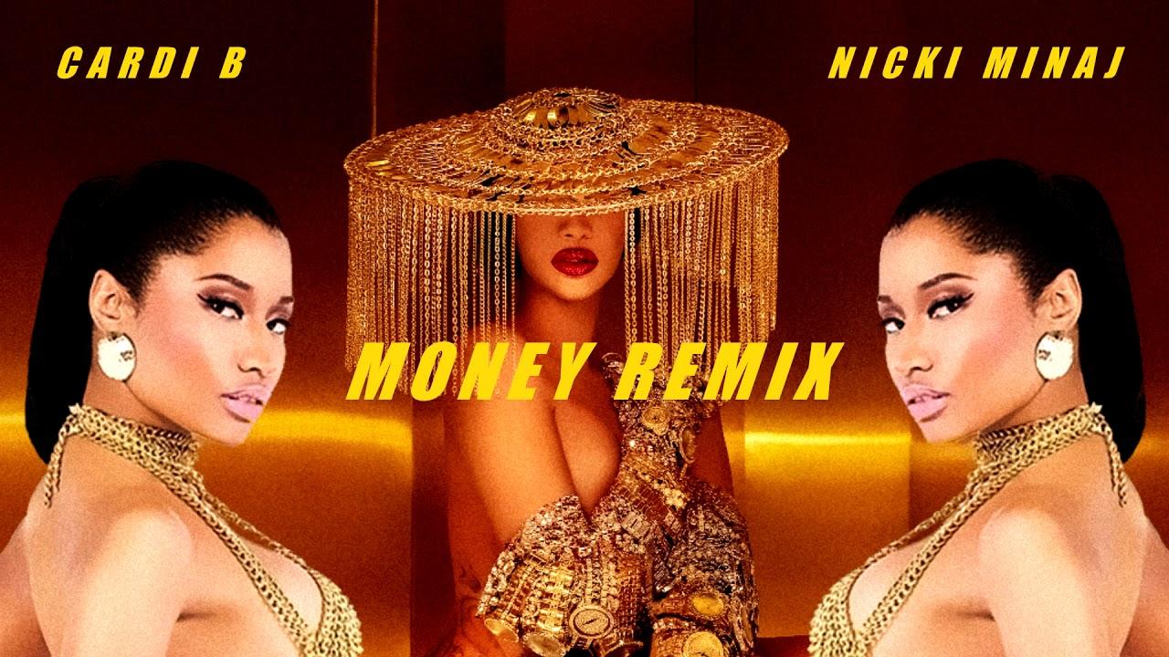 Cardi B Money: Cardi B Ft. Nicki Minaj