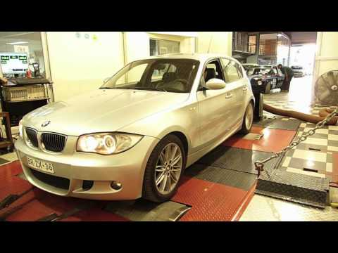 BMW 130i By JPM-Engineering Chile