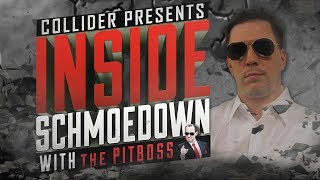 Kristian Harloff Talks Dan Murrell - Inside Schmoedown